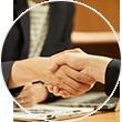 不動産売却の流れ 2.媒介契約
