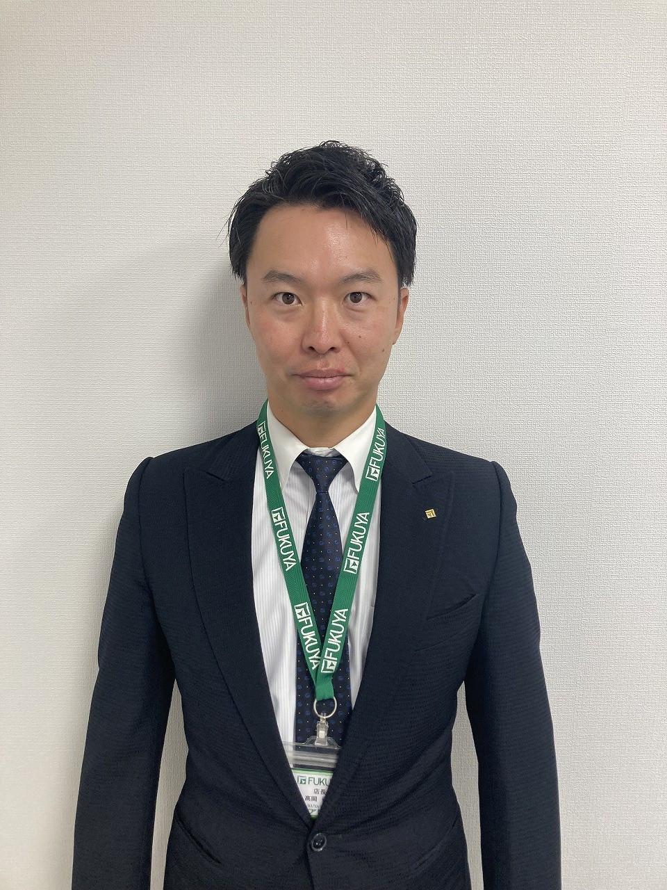 髙岡 優樹 (たかおか ゆうき)