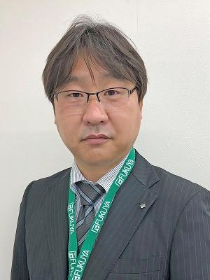 吉野 哲雄 (よしの てつお)