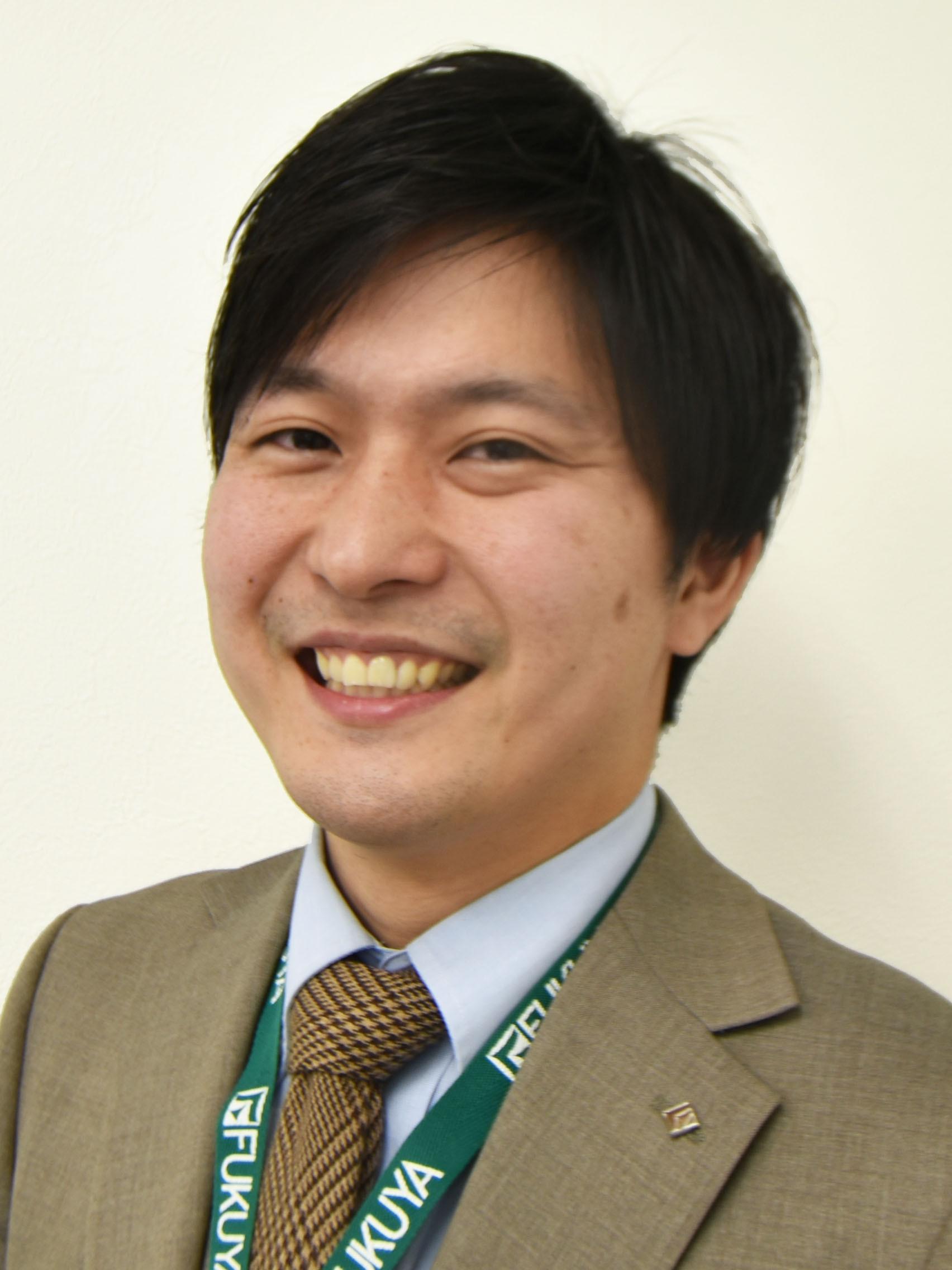 渡邉 碩太 (わたなべ おうた)