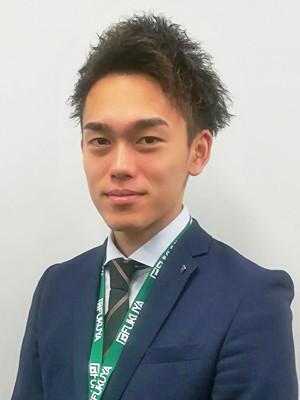 大山 侑亮 (おおやま ゆうすけ)