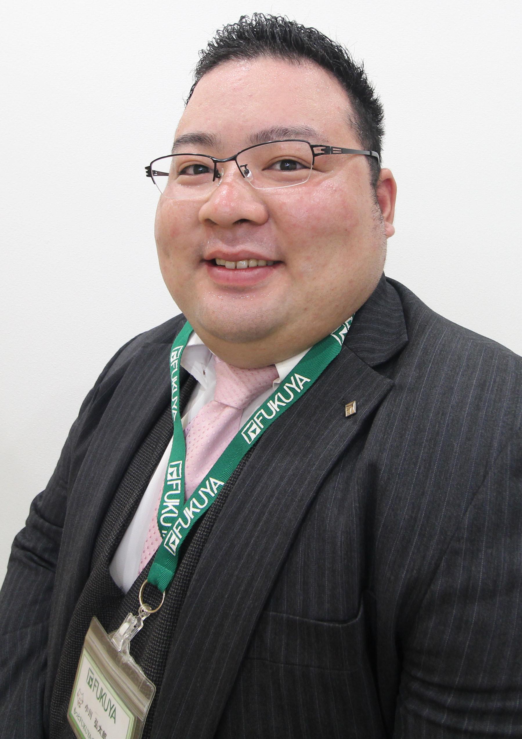 小川 弘太郎 (おがわ こうたろう)
