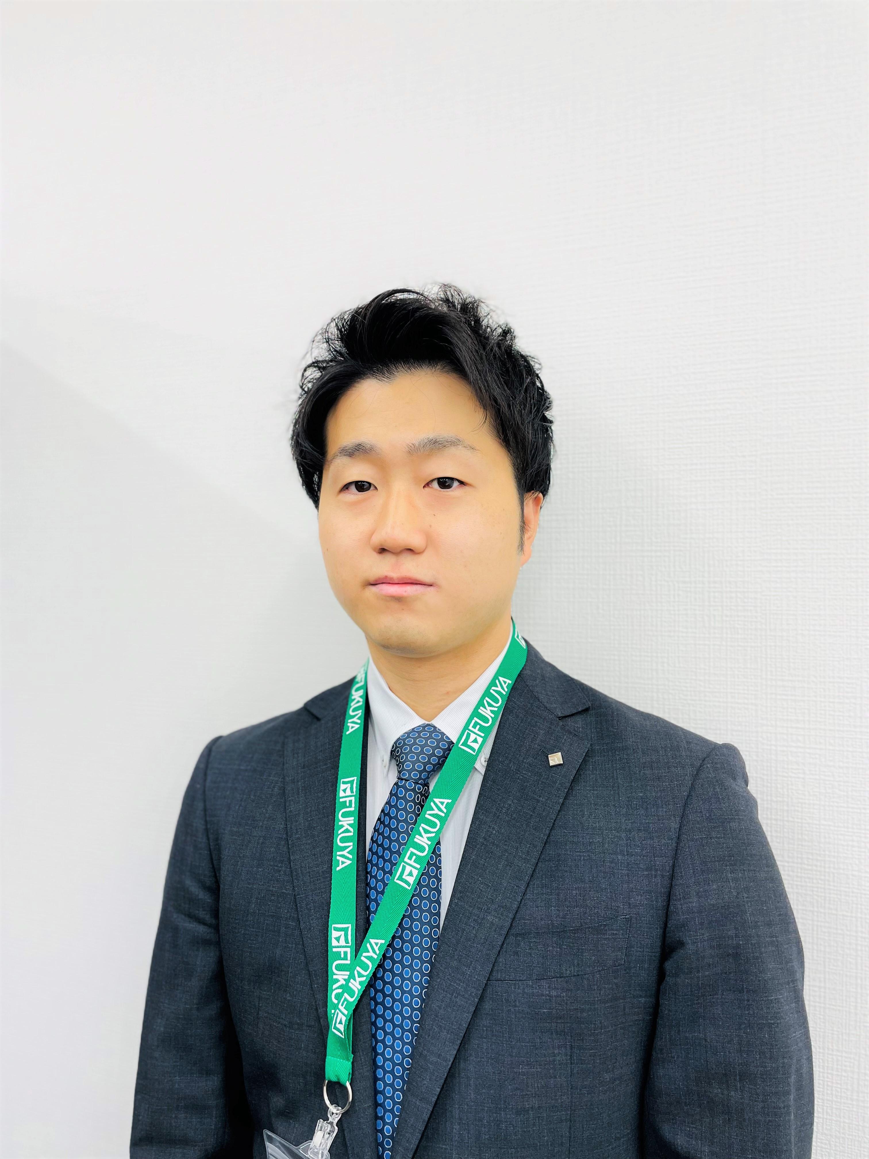 中川 裕亮 (なかがわ ゆうすけ)