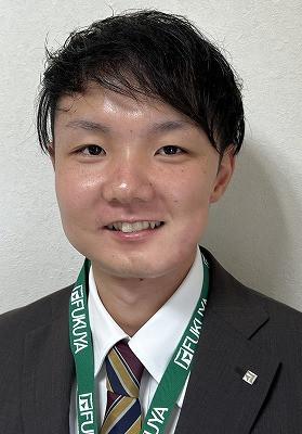 福田 雅人 (ふくだ まさと)